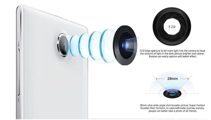 دوربین inew v3